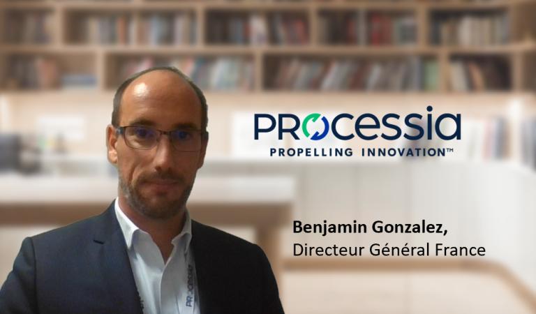 Nomination de Benjamin Gonzalez, Directeur Général France