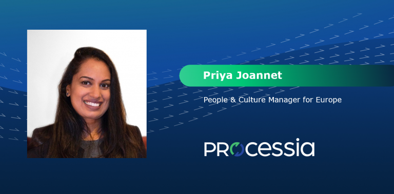 Nomination of Priya Joannet, People & Culture Manager for Europe