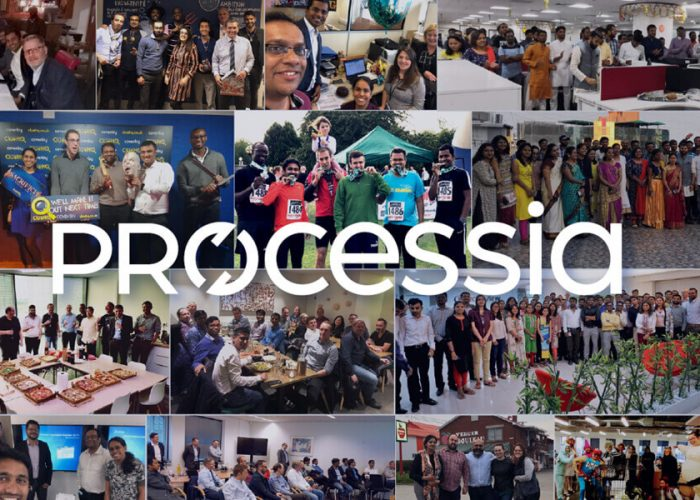 We are the people who make Processia what it is